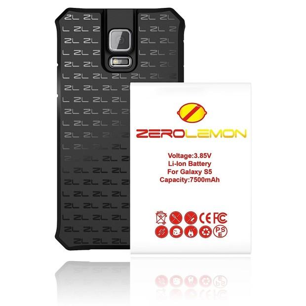 Расширенный аккумулятор Samsung Galaxy S5