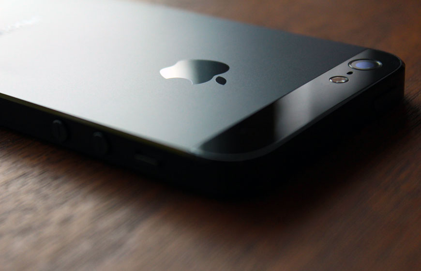 iPhone 5 с iOS 8.1.2 отзыв