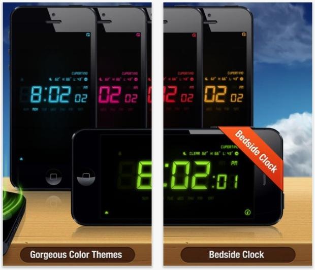 Автономные часы на iPhone