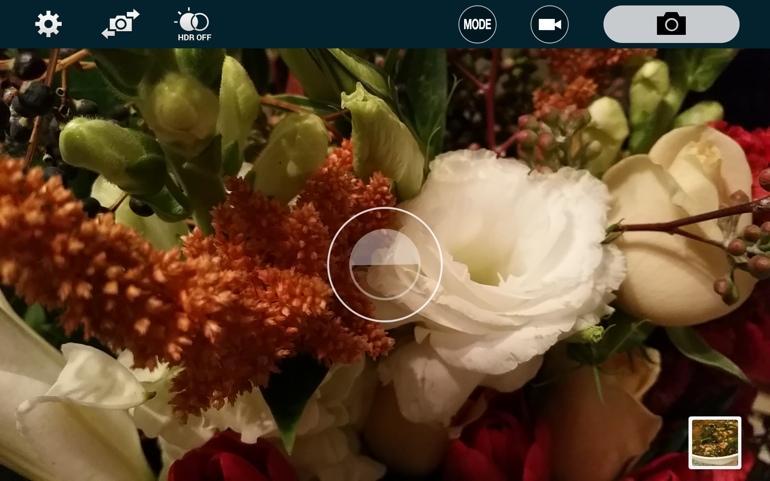 Камера Galaxy Note Edge