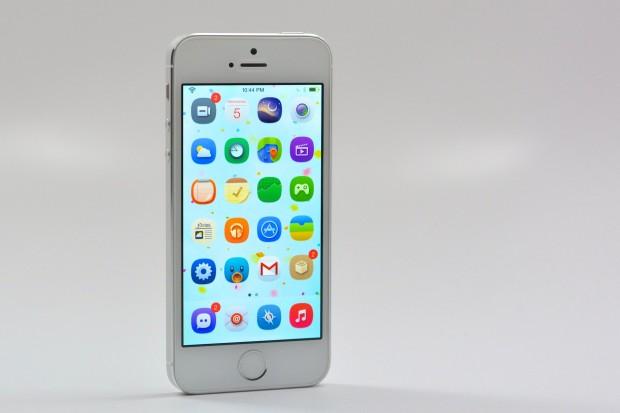Новый iPhone 6S с iOS 9