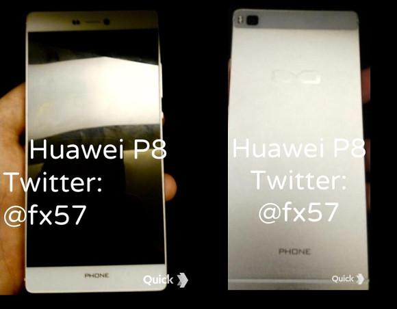 Фотографии Huawei P8