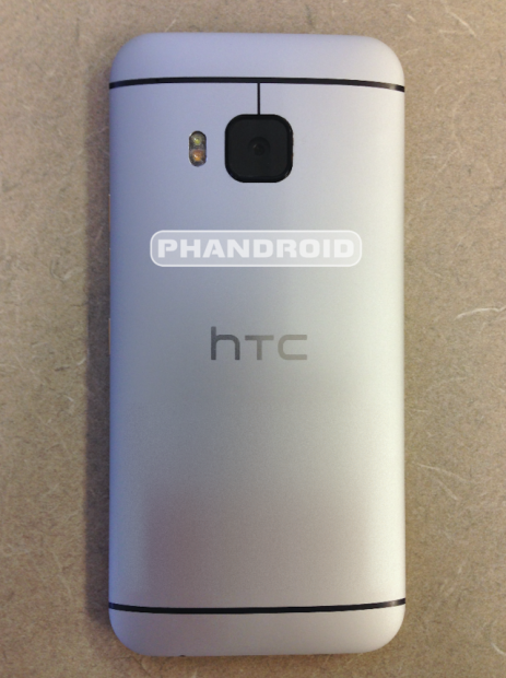 HTC One M9 (Hima). Задняя панель