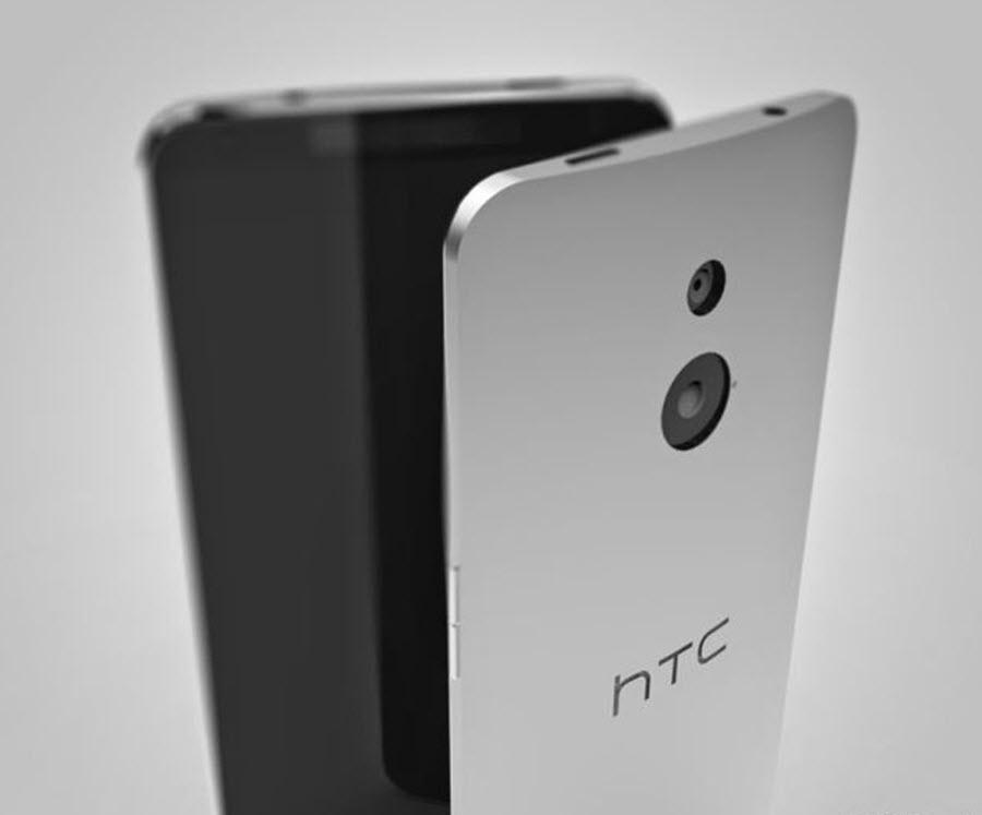 HTC One M9. Концепция смартфона