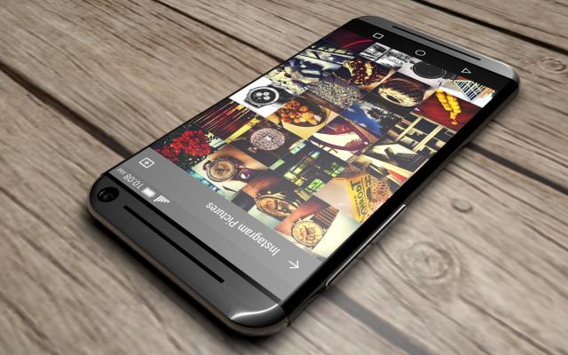 HTC One M9. Концепция