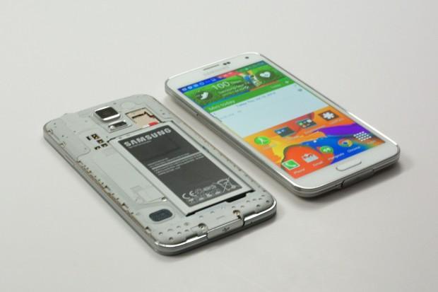 Samsung Galaxy S5 и батарея