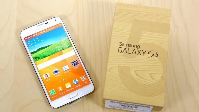 Samsung Galaxy S6 против Galaxy S5