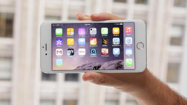 iPhone 6 Plus Gold