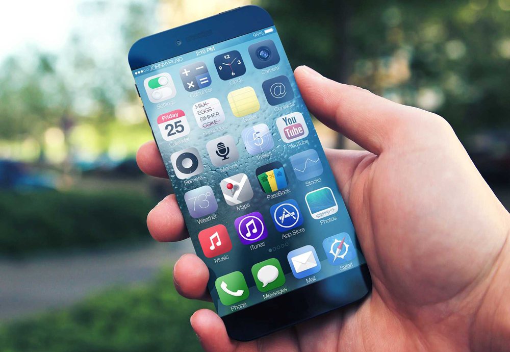 iPhone 6S. Концепция