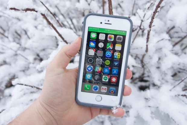 Водонепроницаемый чехол LifeProof Fre для iPhone 6