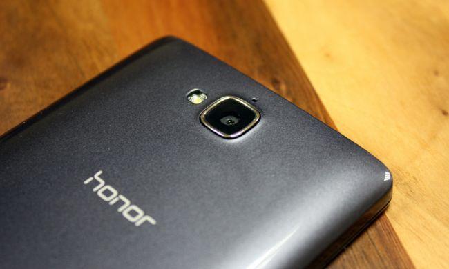 Камера Huawei Honor 3C