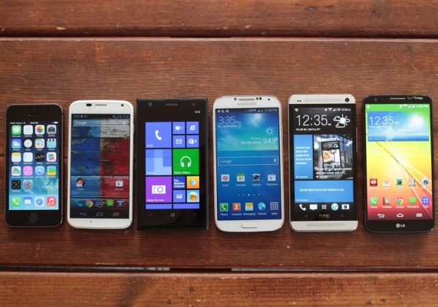 Лучшие смартфоны на Android (2015)