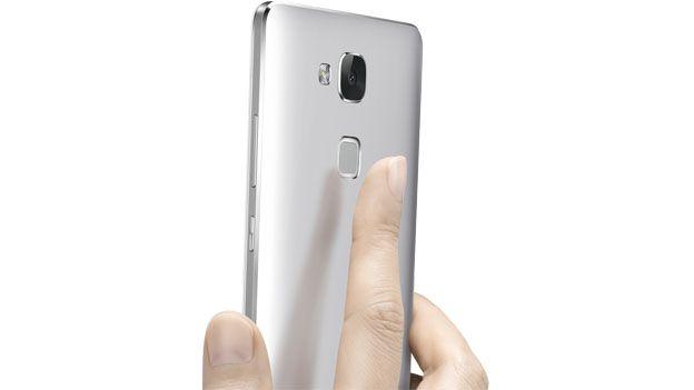 Сканер отпечатков Huawei Ascend Mate 7