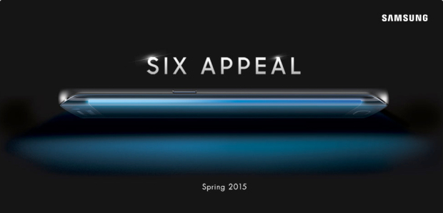 Тизер Samsung Galaxy S6 Edge