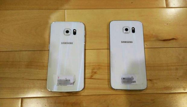 Фотографии Samsung Galaxy S6