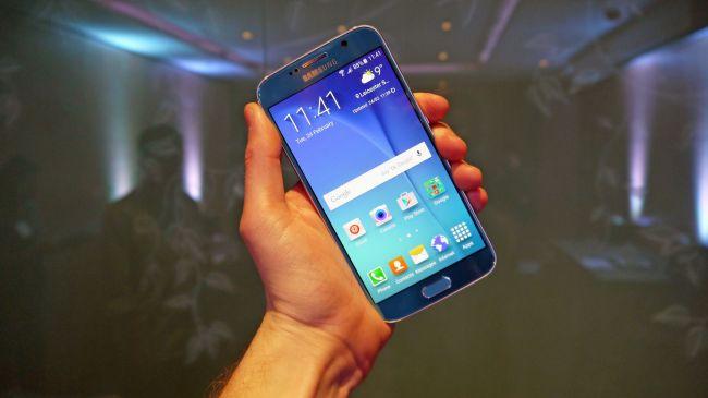 Дизайн Samsung Galaxy S6