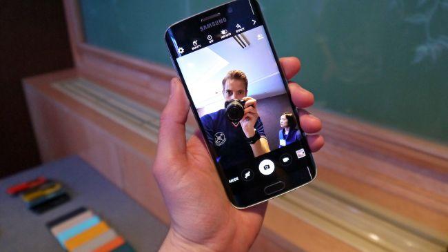 Дисплей Samsung Galaxy S6 Edge