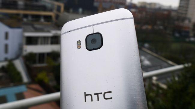 Камера HTC One M9