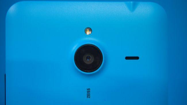 Камера Microsoft Lumia 640 XL