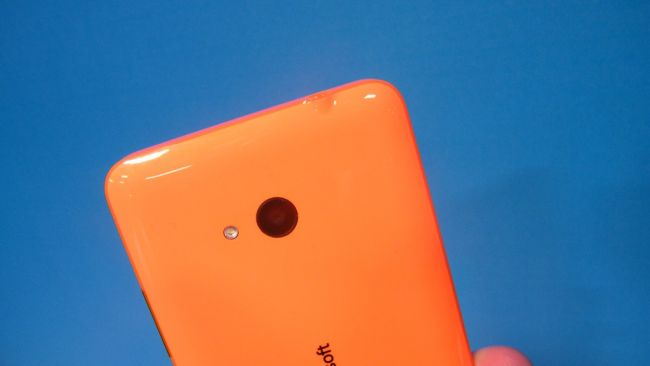Камера Microsoft Lumia 640