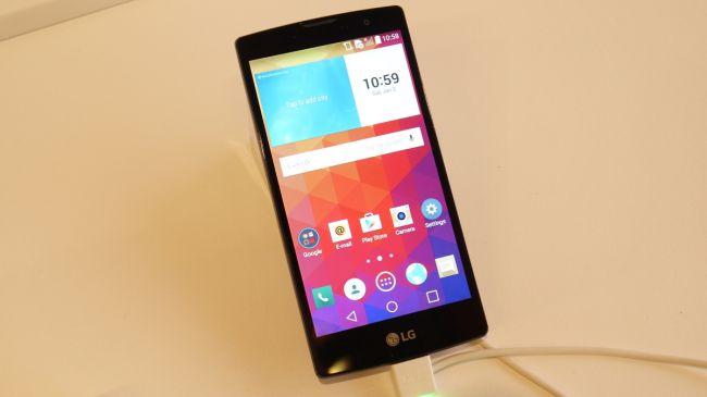 Новый LG Magna