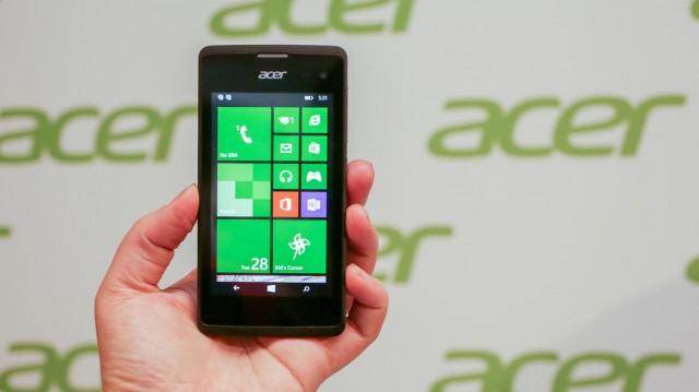 Обзор Acer Liquid M220