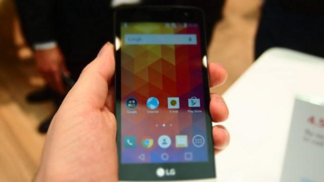 Обзор LG Leon