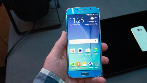Память Samsung Galaxy S6