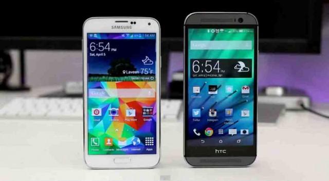 Сравнение HTC One M9 и Samsung Galaxy S6