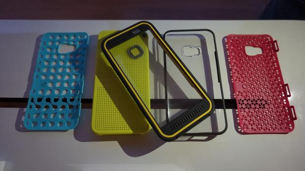 Чехлы DotView для HTC One M9
