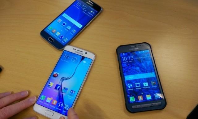 Galaxy S6, Edge и Galaxy S6 Active