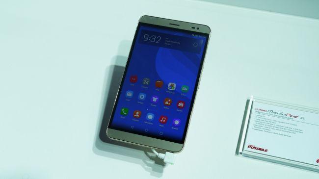 Huawei MediaPad X2 и Emotion 3.0