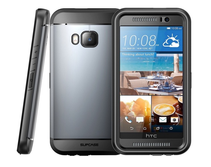 Водонепроницаемый чехол SUPCase для HTC One M9