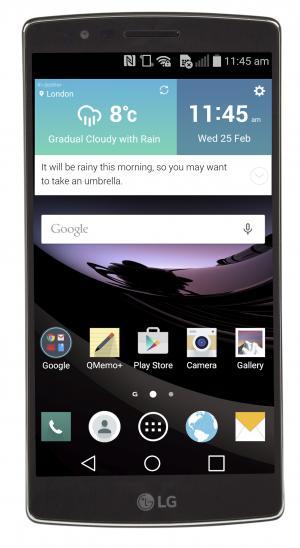 Дисплей LG G Flex 2