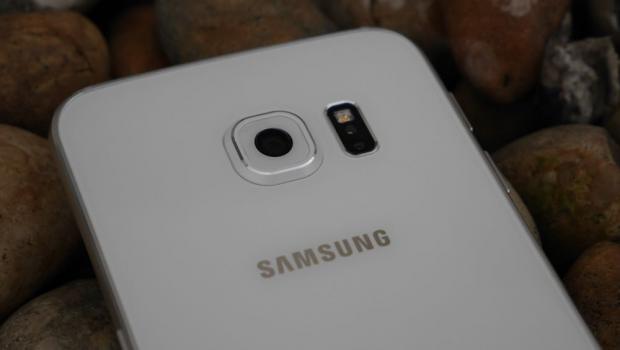 Камера Samsung Galaxy S6 Edge