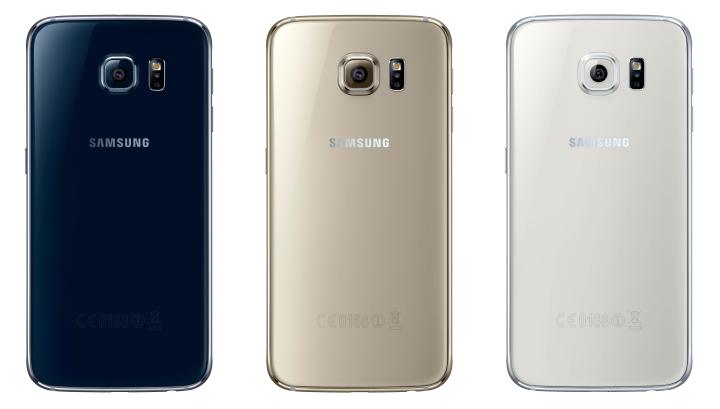 Набор цветов Samsung Galaxy S6