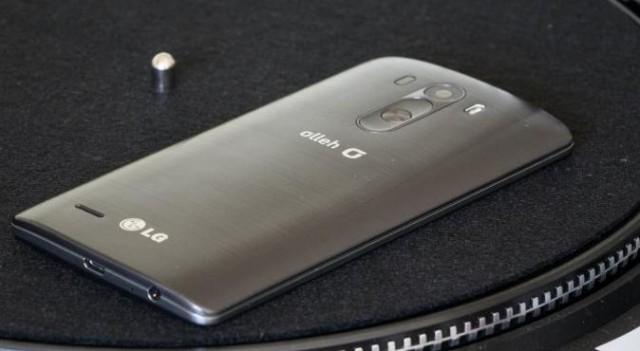 Новый LG G4 готовится к выходу