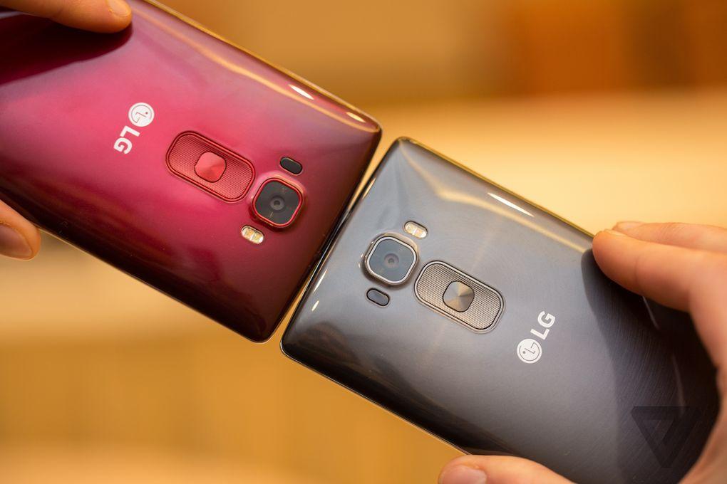 Обзор LG G Flex 2