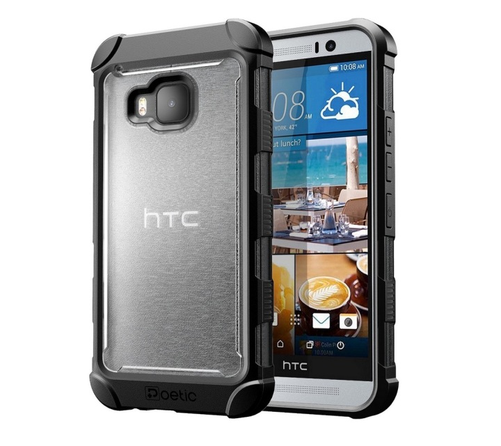 Чехол Poetic Affinity Bumper для HTC One M9
