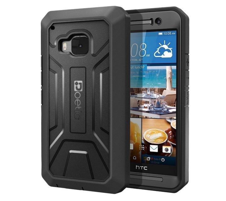 Чехол Poetic Revolution Heavy Duty. HTC One M9