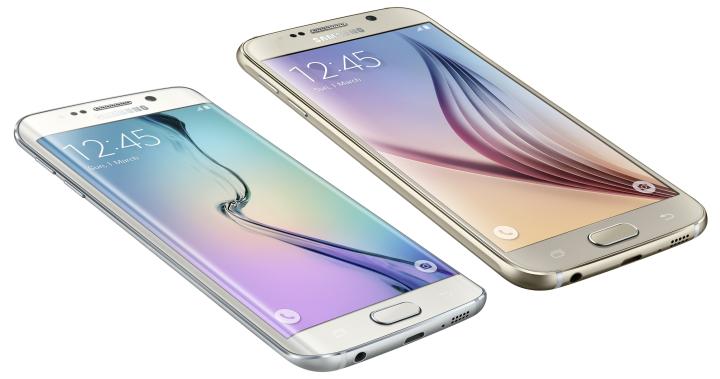 Samsung Galaxy S6 и Galaxy S6 Edge