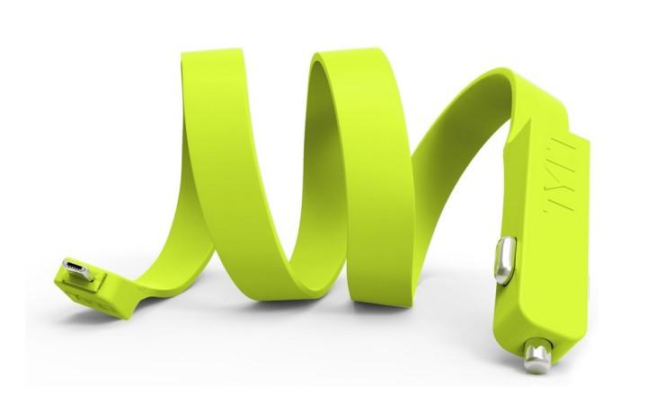 Акессуары для LG G4. Автомобильная зарядка TYLT Band