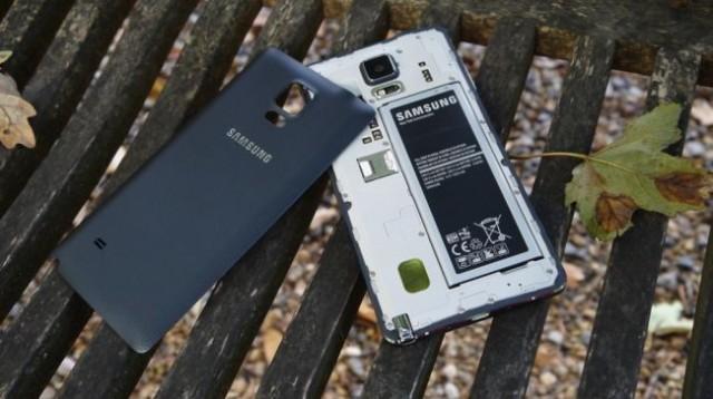 Аккумулятор Galaxy Note 4