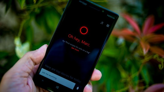 Виртуальный помощник Cortana