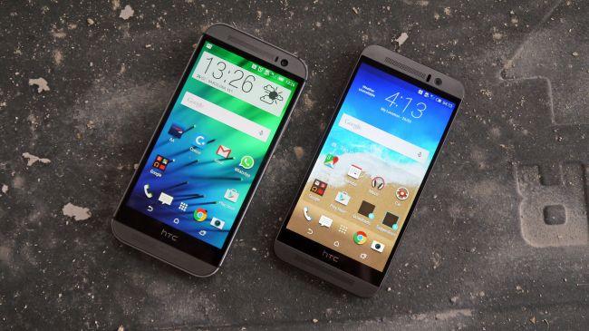 Дисплей HTC One M9