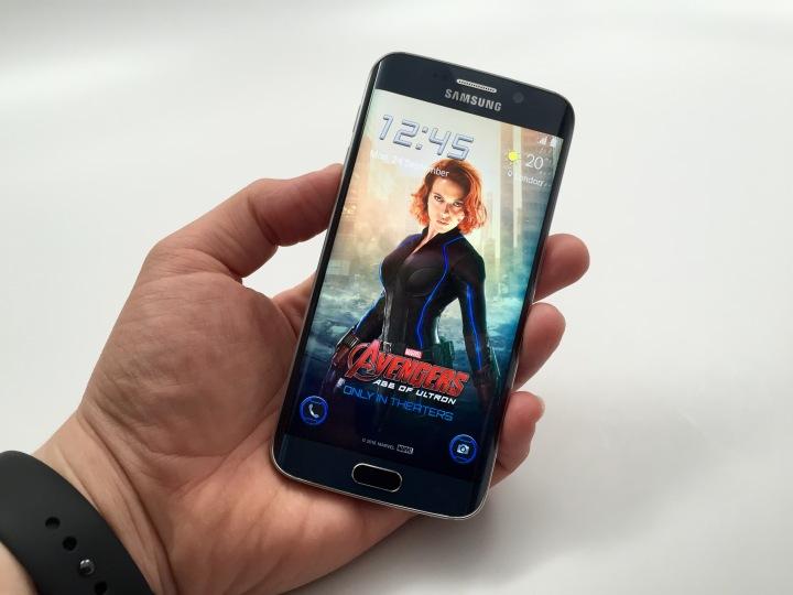 Дисплей Samsung Galaxy S6
