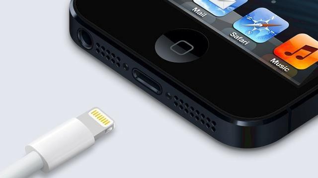 Док Lightning для iPhone 6