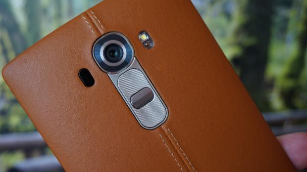 Камера LG G4