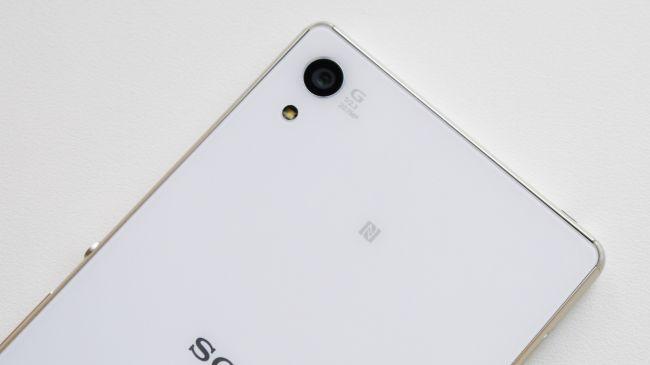 Камера Sony Xperia Z3 Plus