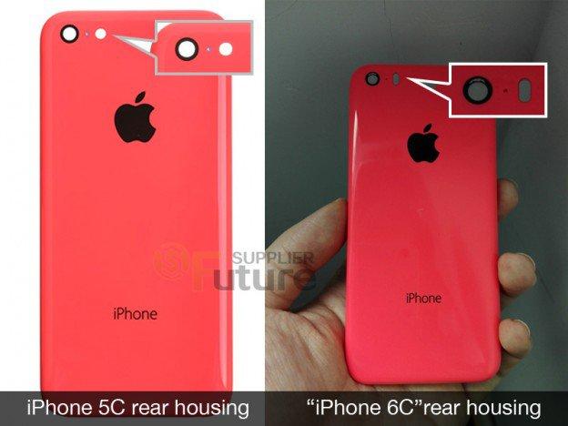 Корпус iPhone 6C